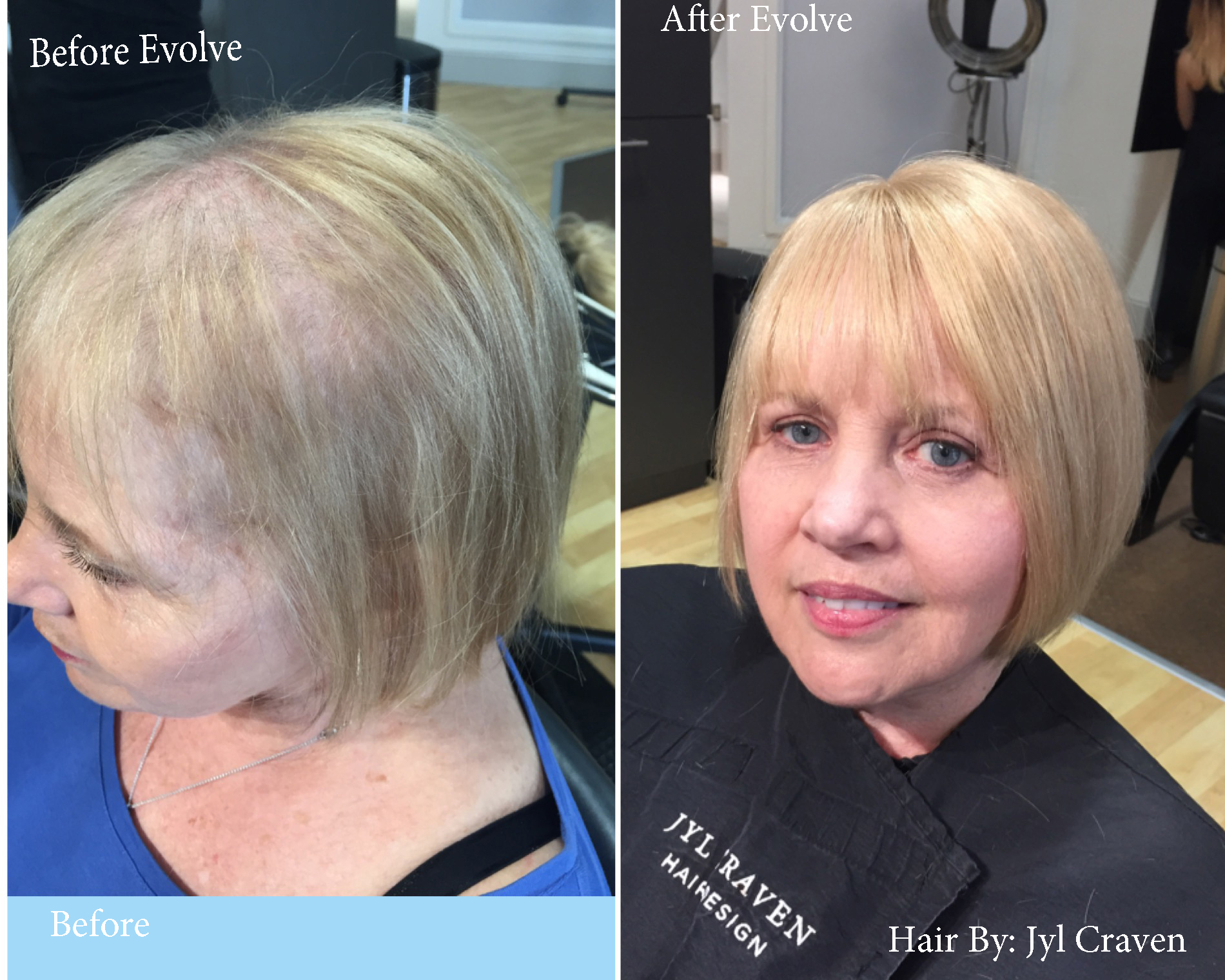 Best hair salon for thinning hair in Woodstock, GA | Jyl ...