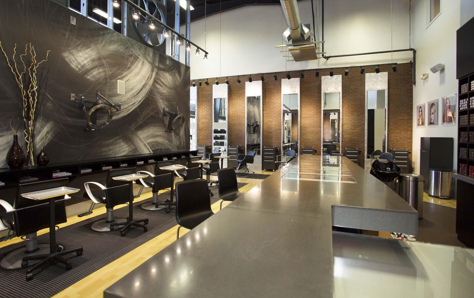 best hair salon canton