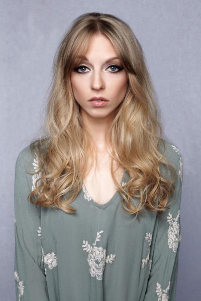 model at Jyl Craven